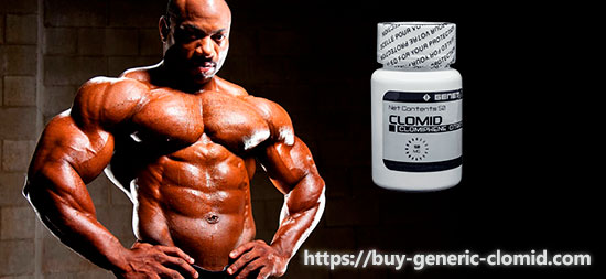 Clomid in bodybuilding