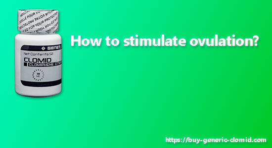 how to stimulate ovulation