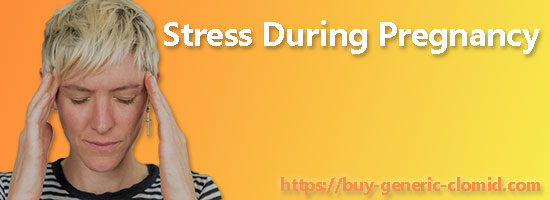 stress during pregnancy