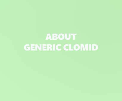 About Generic Clomid