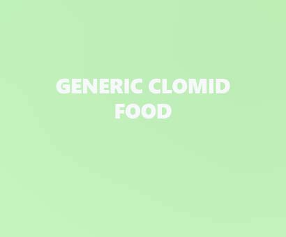 Generic Clomid food/ drug interactions