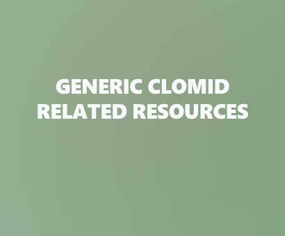 Generic Clomid Related Resources